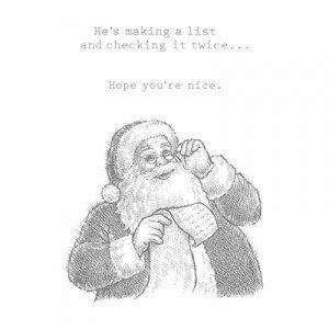 131811 Santa's List