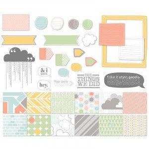 135912 My Digital Class Finest Simplicity Kit