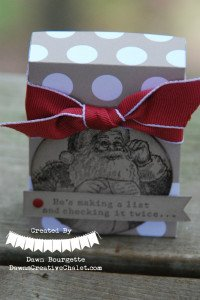 Santas List Box