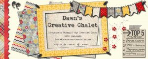 Creative Chalet Class Schedule!