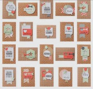 Hip Hip Hooray Cards!
