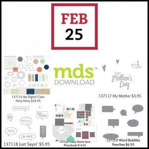 MDS Feb 25 Downloads