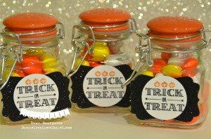trick or treat jars