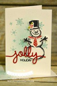 jolly snowman 2