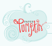 sm paper pumpkin